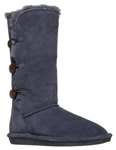Bearpaw Closed-toe Meta-related-product--shoes-lauren1656wblack Lauren1656wchar-7 Gray Boots