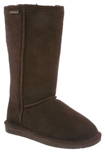 Bearpaw Uggs Warm Chocolate Boots