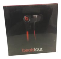 Beats By Dre NEW Genuine Beats by Dr. Dre Tour In-Ear only Headphones Ear buds