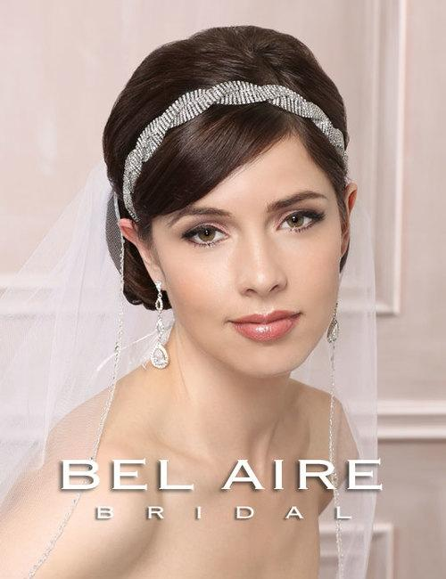 hair style with saree bel aire bridal headband belt 6478 on 52 6478