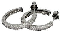 Berricle Brand new cubic zirconia earring