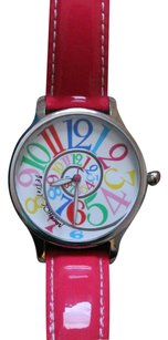 Betsey Johnson Betsey Johnson Hot Pink Watch