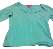 Betsey Johnson Aqua T Shirt turquoise