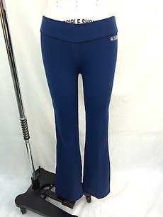 Bia Brazil Bia Brazil Navy Two Back Pocket Stretch Yoga Pants