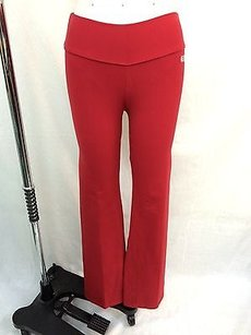 Bia Brazil Bia Brazil Red Two Back Pocket Stretch Yoga Pants