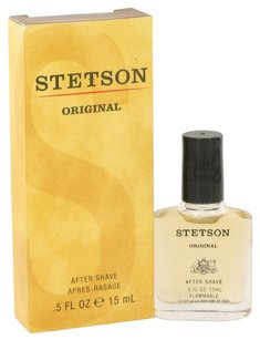 Bicici & Coty STETSON by Coty ~ Men's After Shave 0.5 oz