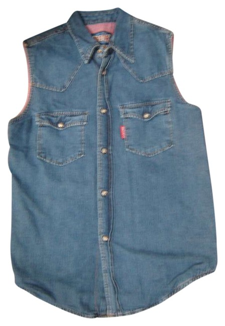 Big Star Denim Vest