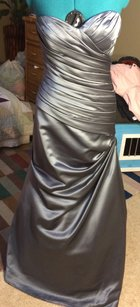 Bill Levkoff Pewter 82955 Dress