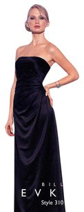 Bill Levkoff Strapless Formal Gown Dress