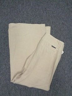 Billy Blues Wide Leg Solid Flat Casual Sma2459 Pants