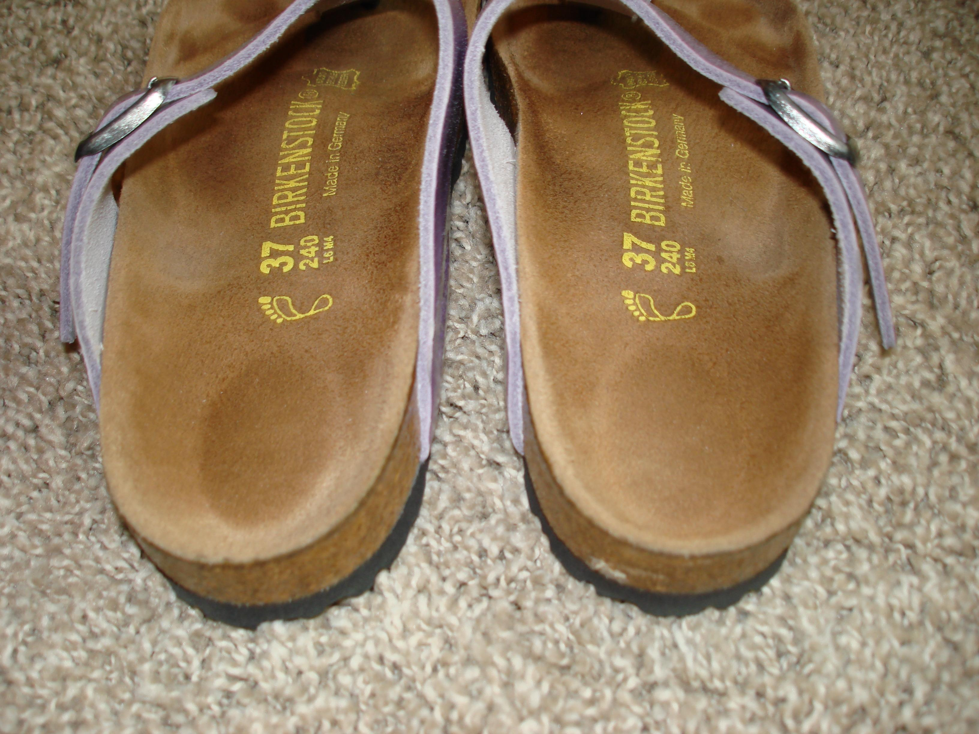 Cheap White Birkenstock Piazza Sandals Canada Brown Flat