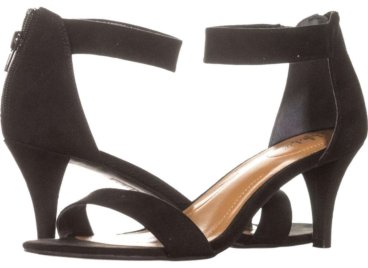 22eed7a71 Black Black Black Paycee Dress Heels Sandals 400 Pumps Size US 8 Regular  (M
