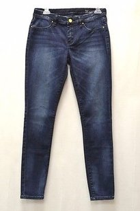 BlankNYC Blank Nyc Spray Dark Wash Skinny Jeans