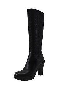Blu Byblos Fashion Black Boots
