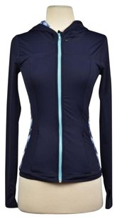 Boden Womens Navy Hooded Sweater