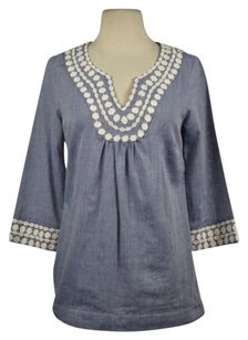 Boden Womens Embroidered Tunic