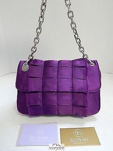 Botkier Satin Chain Shoulder Bag