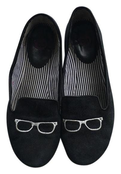 bp eye glasses flats