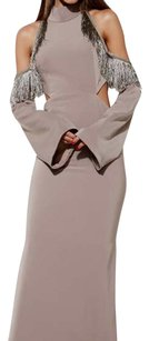 Brand new evening dress in taupe Dress