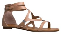Breckelle's Cutouts Festivalcravings Ruby51natural-9 Beige Sandals