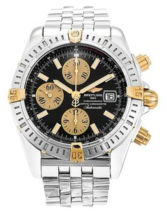 Breitling BREITLING CHRONOMAT EVOLUTION B13356 STEEL AND GOLD MEN'S WATCH