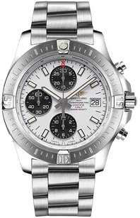 Breitling Breitling Men's Colt Chronograph Stainless Steel Silver Dial A1338811