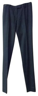 Brooks Brothers Lucia Fit Wool Slim Fit Trouser Pants Forest green