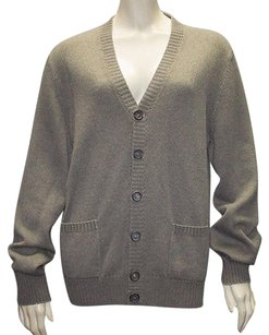 Brunello Cucinelli Cashmere Button Front Cardigan Hs2081 Sweater
