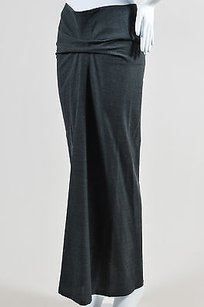 Brunello Cucinelli Maxi Skirt Gray