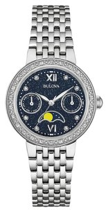 Bulova 96R210 Women's Diamond Watch
