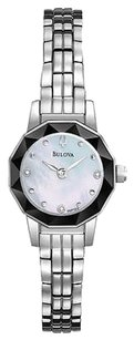 Bulova Bulova 96p128 Womens Diamond Watch