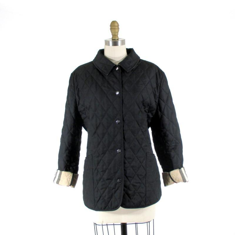 Burberry quilted jacket copford