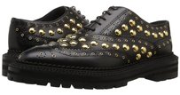 Burberry Black/ gold studs Athletic