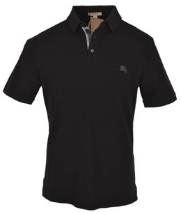 Burberry Brit Men's Polo T Shirt Black