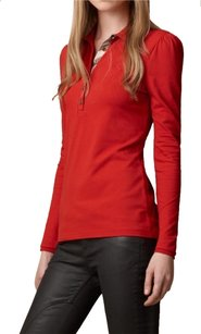 Burberry Brit Top Red