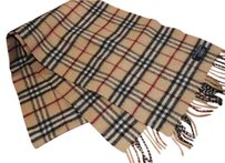 Burberry Burberry Wool Long Scarf