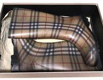 Burberry classic check Boots