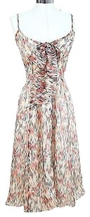 Multi-Color Maxi Dress by Burberry London