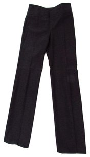 Burberry London Trousers Wool Trouser Pants Gray