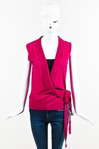 Burberry London Magenta Top Pink