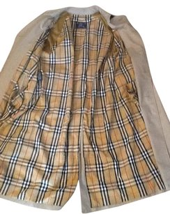 Burberry Novacheck Trench Coat