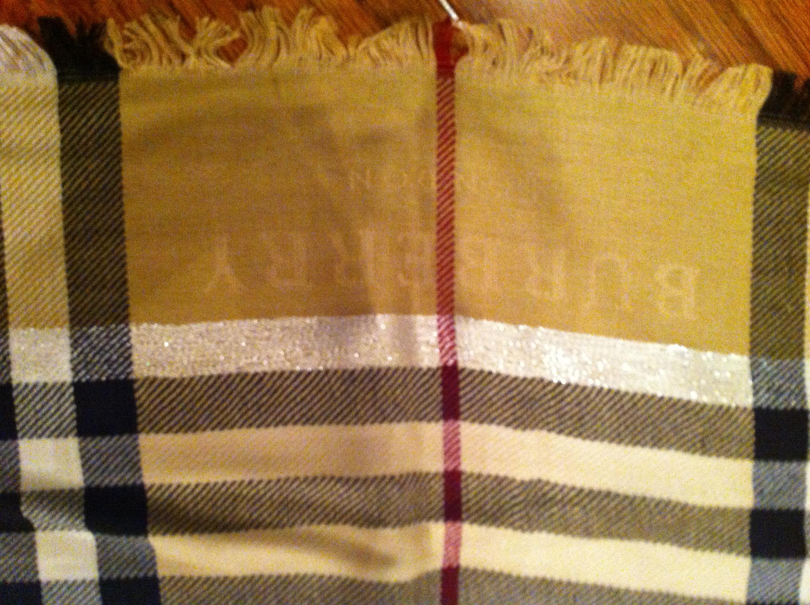 ... discount code for burberry plaid glittery large scarf wrap da7b3 024b2 62cb352378c99