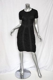 Burberry Black Lace Dress