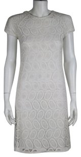 Burberry Womens Sheath Dress