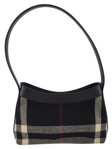 Burberry London Nova Check Shoulder Bag