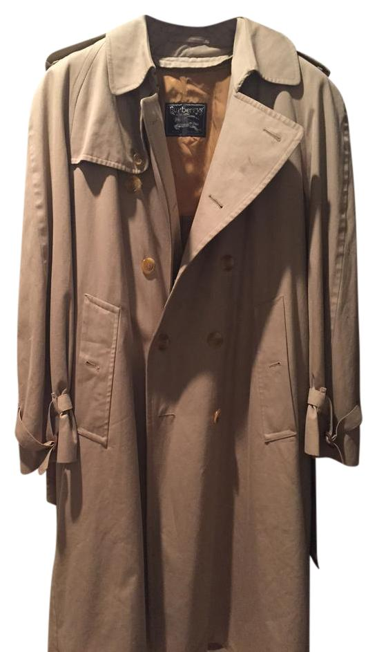 The Classic Burberry Trench Coat