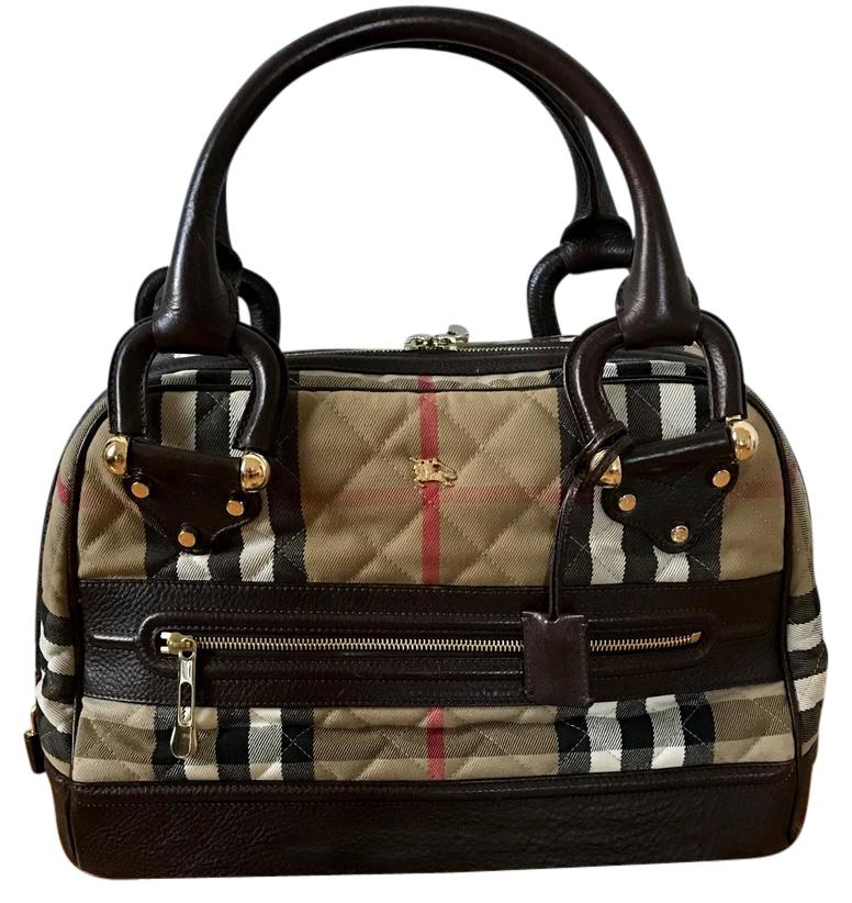 Burberry Westbury Quilted Bag