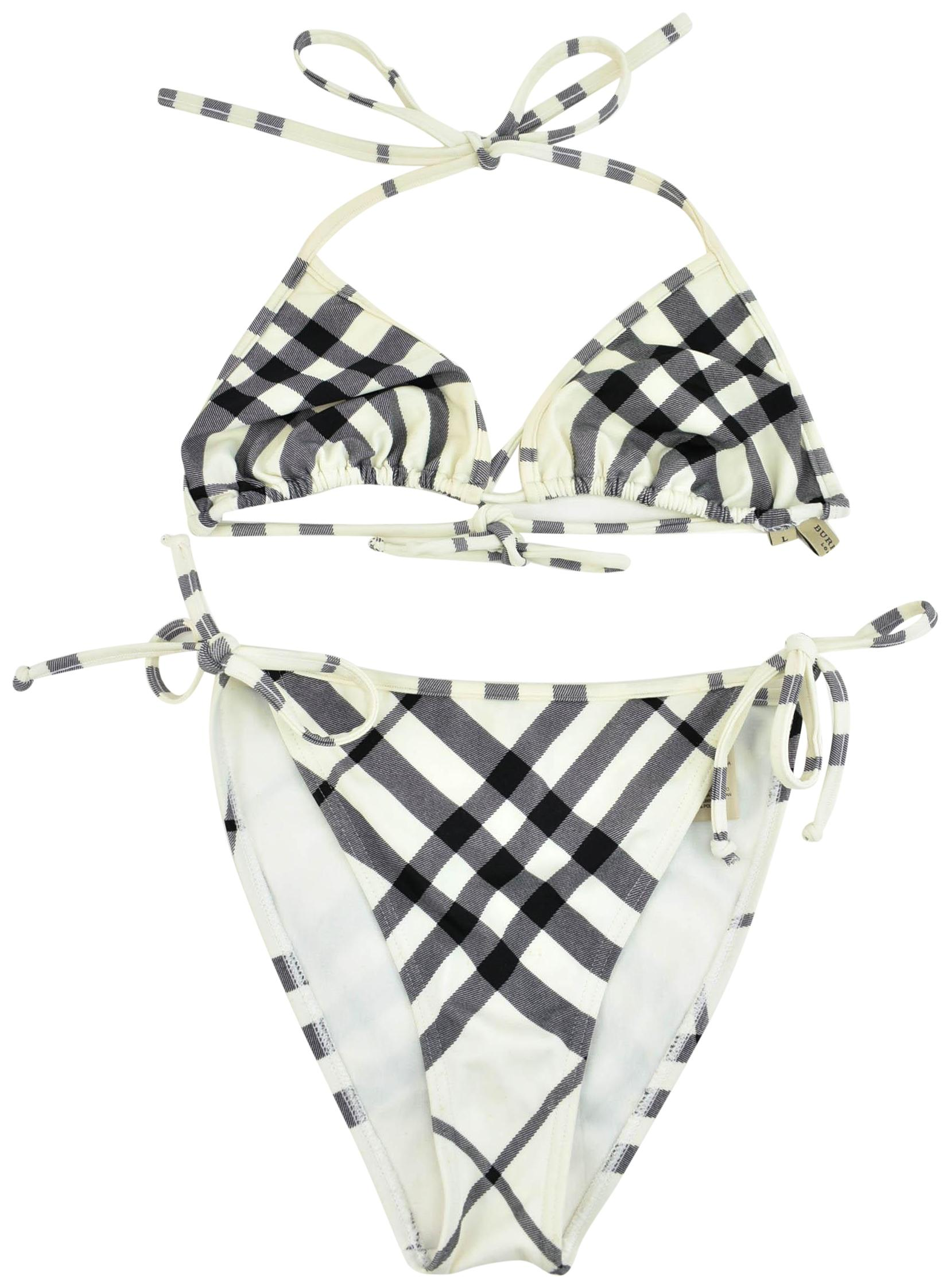 Burberry bikini on sale
