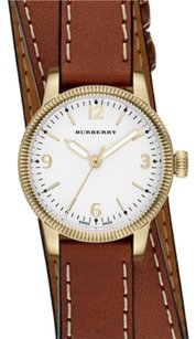 Burberry Women's Double Wrap Band Watch