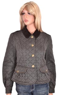 Burberry Women's Green Jacket